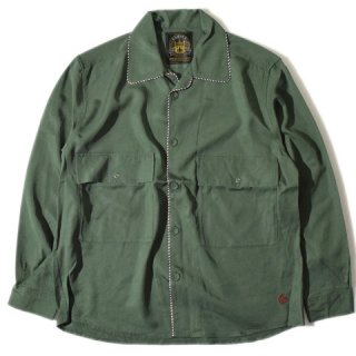 <img class='new_mark_img1' src='//img.shop-pro.jp/img/new/icons50.gif' style='border:none;display:inline;margin:0px;padding:0px;width:auto;' />ALDIES Tencel Wide Shirt OLIVE