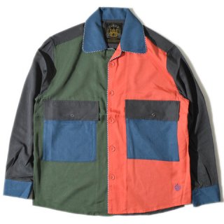 <img class='new_mark_img1' src='//img.shop-pro.jp/img/new/icons50.gif' style='border:none;display:inline;margin:0px;padding:0px;width:auto;' />ALDIES Tencel Wide Shirt MULTI