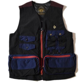 <img class='new_mark_img1' src='//img.shop-pro.jp/img/new/icons15.gif' style='border:none;display:inline;margin:0px;padding:0px;width:auto;' />ALDIES Everything Vest BLACK