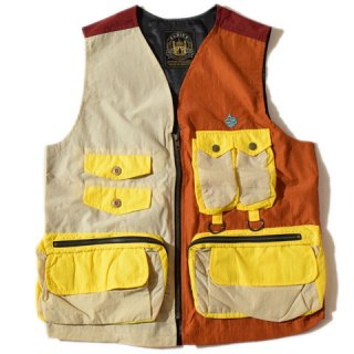 <img class='new_mark_img1' src='//img.shop-pro.jp/img/new/icons15.gif' style='border:none;display:inline;margin:0px;padding:0px;width:auto;' />ALDIES Everything Vest BEIGE