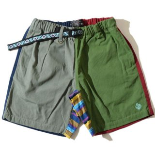 ALDIES Climbing Short PT GREEN