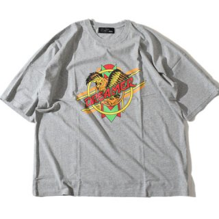 <img class='new_mark_img1' src='//img.shop-pro.jp/img/new/icons15.gif' style='border:none;display:inline;margin:0px;padding:0px;width:auto;' />ALDIES Dreamer Dolman Sleeve Big T GRAY