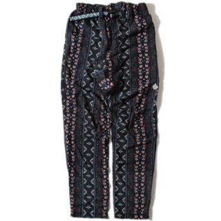 ALDIES Refreshing Noisy Pants BLACK