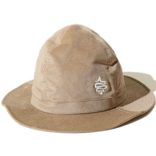 ALDIES CD Chevron Hat BEIGE
