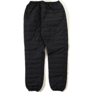 ALDIES Heat Down Pants BLACK