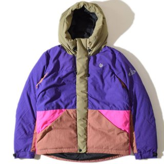 ALDIES Fellows Down Jacket PURPLE