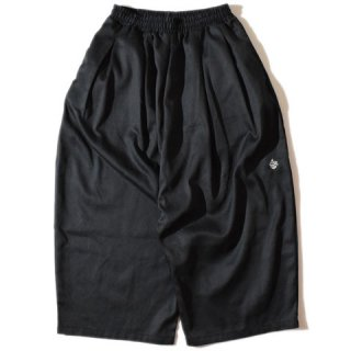 ALDIES Mvp Halfway Length Pants BLACK