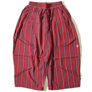 ALDIES Kingston Halfway Length Pants BURGUNDY