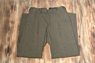GANGSTERVILLE JACK-PANTS(BROWN)