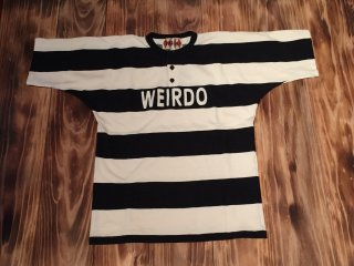 WEIRDO LMAN s/sHENRY SWEAT(BLACK)
