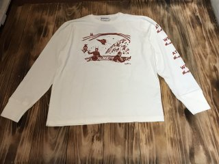 ATOMIC SPACE -L/S T-SHIRTS A