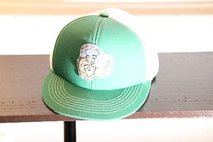 WEIRDO WRD-MESH CAP(GREEN)