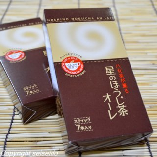 星のほうじ茶オーレ 15gスティック7本