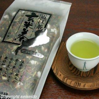 煎茶玄米茶 200g