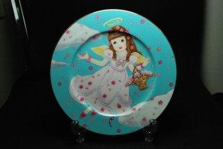 フェリシモ 蔦谷喜一 トリビュート21プレート 陶器製の皿です。