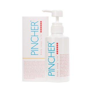 "PINCHER body soap ""silk"" 400ml"