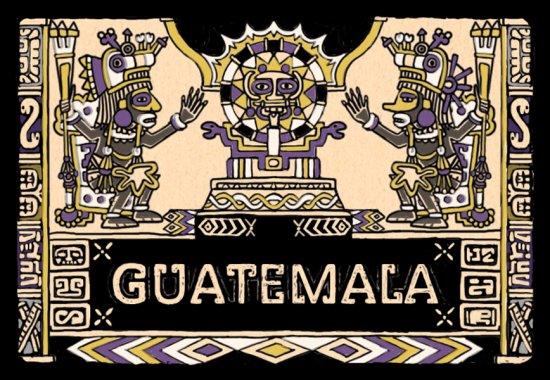 グアテマラ ラ・クンブレ  /シティロースト