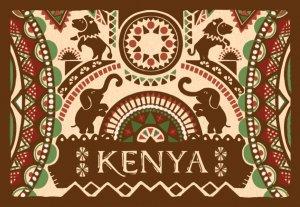 ケニア キアニャンギウエットミル / フレンチロースト