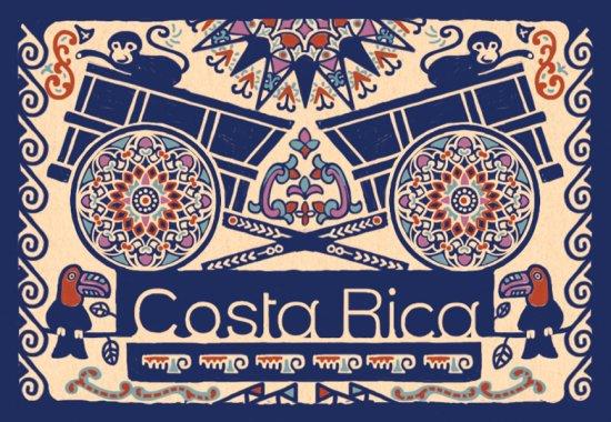 コスタリカ オルティス2000  /フルシティロースト