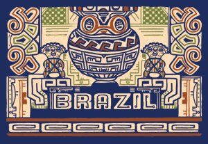 ブラジル フォルキーニャ・ド・リオ /シティロースト