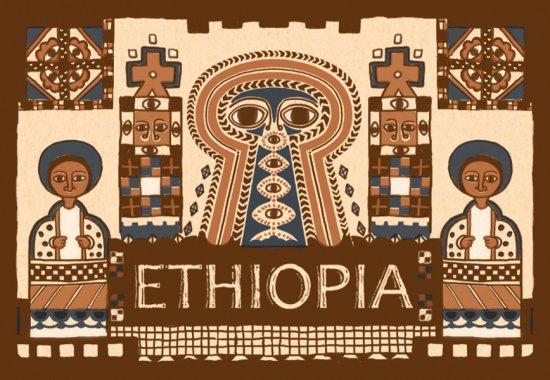 エチオピア ゴラ・コン ウォッシングステーション ナチュラル / シティロースト