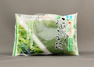 こんにゃくうこぎ麺/たれ付