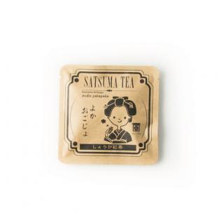 SATSUMA TEA(鹿児島 (しょうが紅茶))