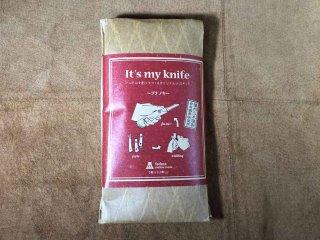 It's my knife ブナノキ & 専用シース セット