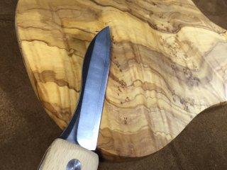 It's my knife Folding & カッティングボード(ハンドル付き) セット