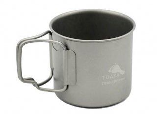 チタン375mmカップ