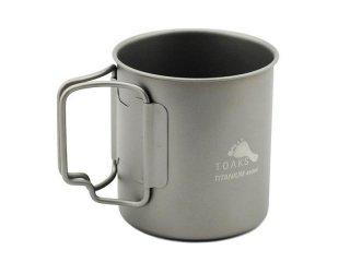 チタン450mmカップ