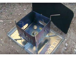 ファイヤーボックス ナノ Ti & Xケース セット