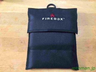 ファイヤーボックス コーデュラ キャリング ケース (Firebox Case)