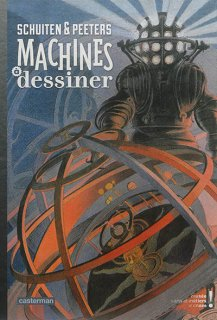 Schuiten & Peeters, machines à dessiner