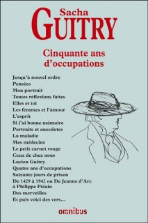 Cinquante ans d'occupations, Nouv. éd.
