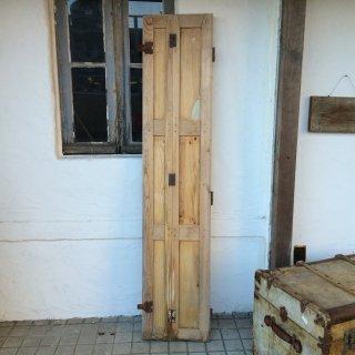 フランス製アンティークバイフォールドドア W157023D