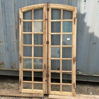 フランス製アンティーク窓(ドア) W157132D