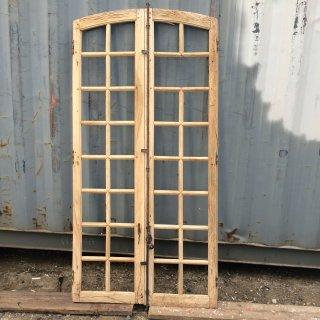 フランス製アンティーク窓(ドア) W157133D