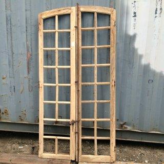 フランス製アンティーク窓(ドア) W157135D