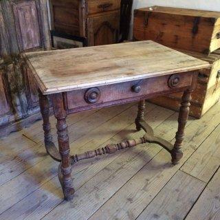 フランス製アンティークテーブル W157045F