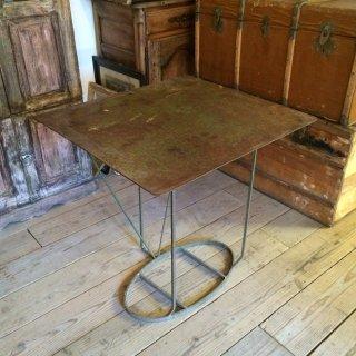フランス製アンティークガーデンテーブル  W157041F