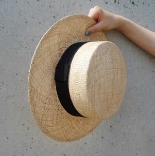 [即納] Basic straw hat