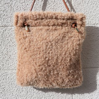 Boa shoulder bag [BEIGE]