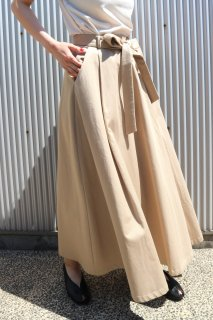 Trench volume skirt