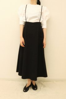 [予約] Back cross skirt