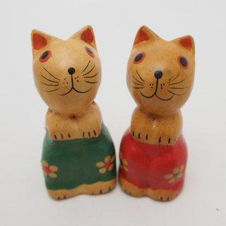 【SALE】洋服着たネコ