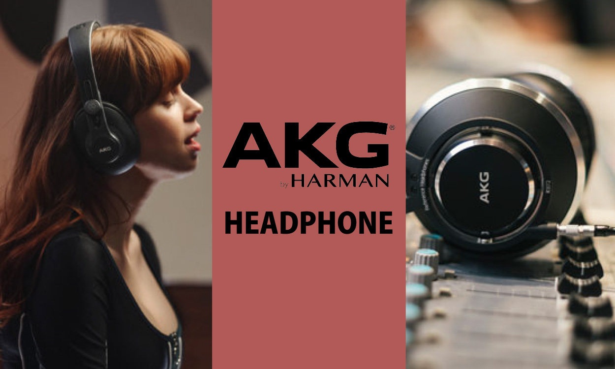 AKG HEADPHONE
