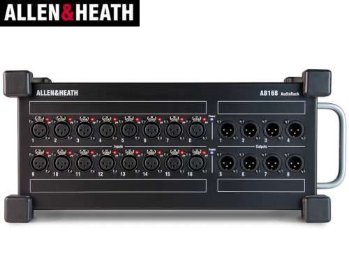 ALLEN & HEATH  AudioRack AB1608 (AB168)