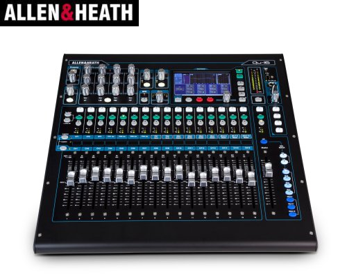 ALLEN & HEATH  ( アレンアンドヒース )  / QU-16C
