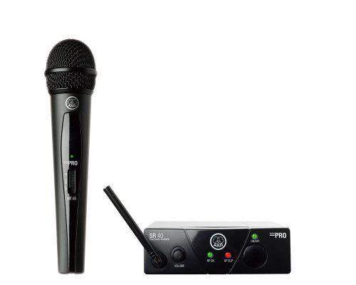 AKG / WMS40 PRO MINI VOCAL SET (JP2 : 809.125MHz)